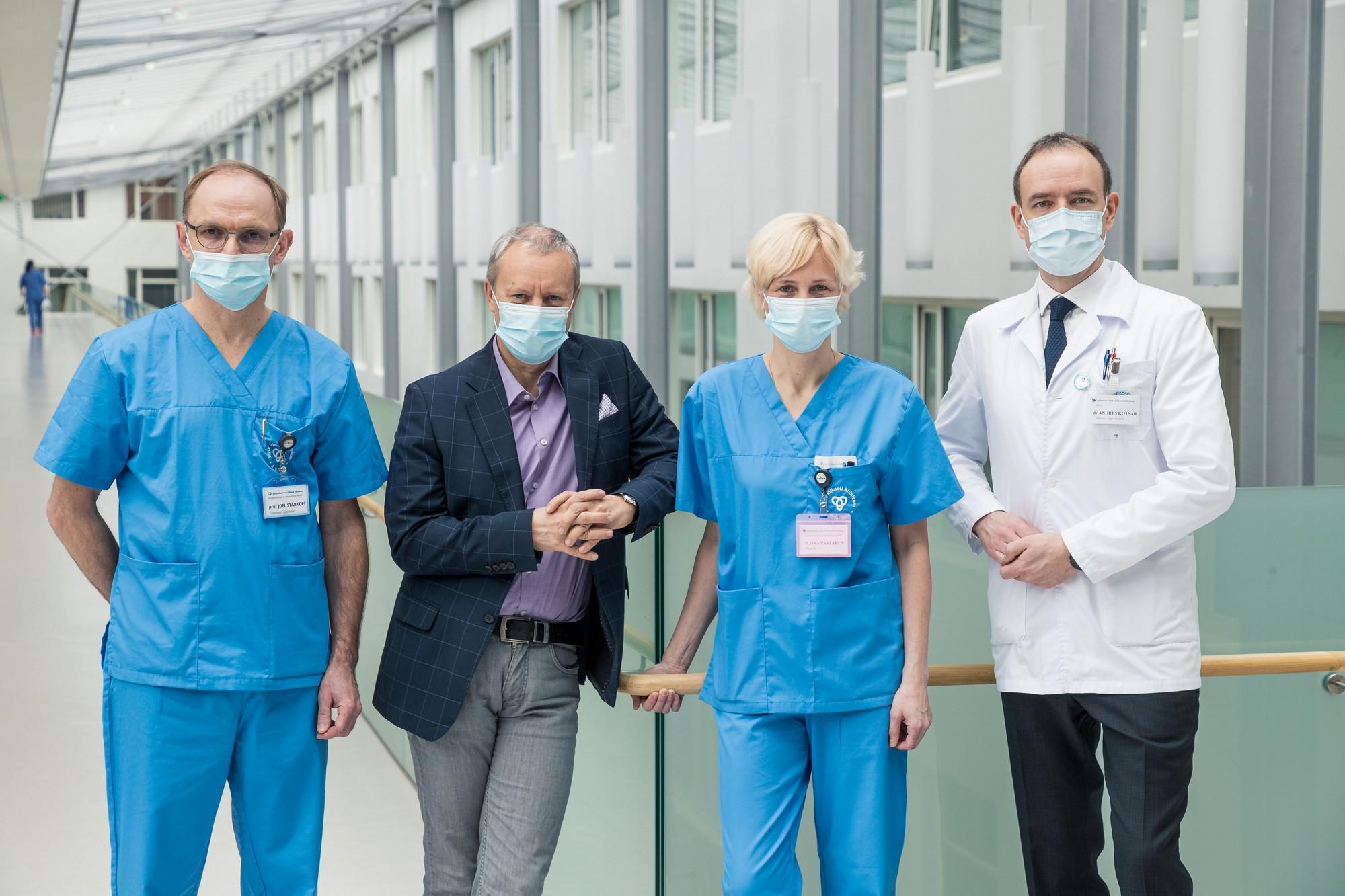 Suurenenud liikme kliinikus