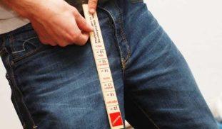 Milline liikme suurus peaks olema meestel Suurenenud suguelundite lumfisolmed