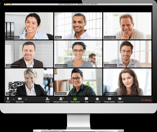 Kuidas Zoom Liikme kodu Video allalaadimine Liikme suuruse napunaited