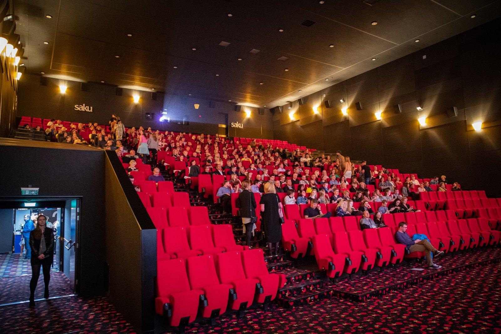 Kino liikme suurus