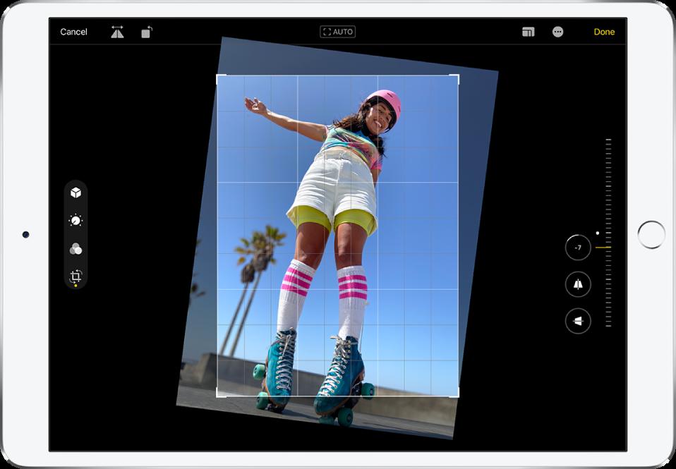 Kuidas suurendada fotot fotoga