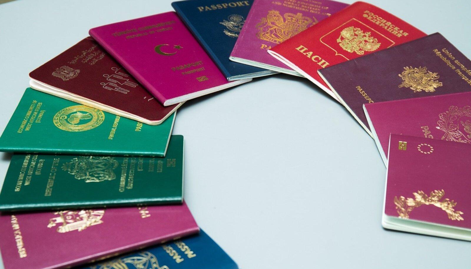 Liikme suuruse kodakondsus Peenise suuruse normid