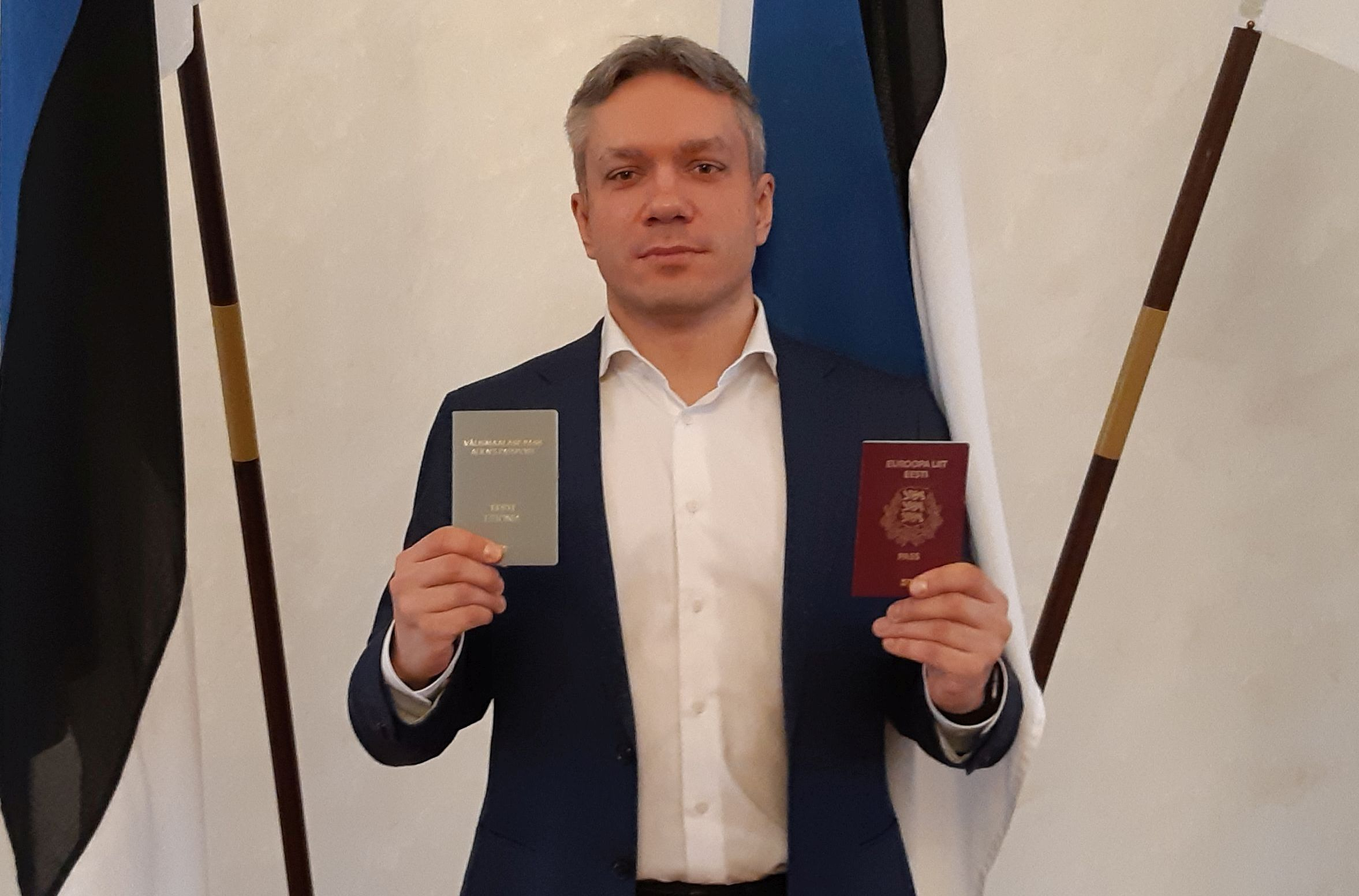 Liikmete mootmed kodakondsusest