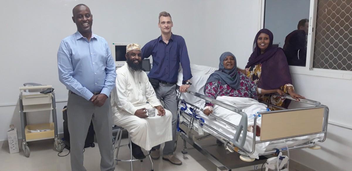 Patsiendid liikme suurenemisel Medical Size peenis