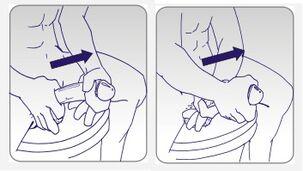 Broneerige, kuidas suumida liige alla